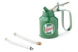 Castrol Oil pump can