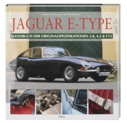 E-Type Originalspezifikationen