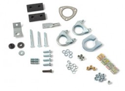 Mounting kit for Spitfire exhausts