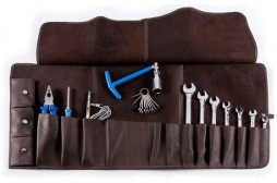 On board tool kit