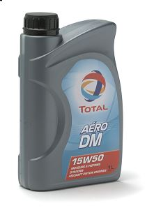 Ash free engine oils - Total Aero DM