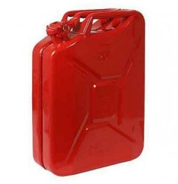 Jerrycan in red