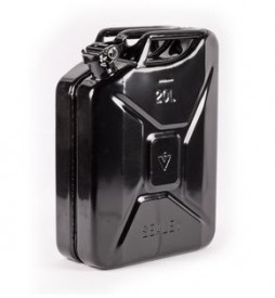 Jerrycan in black