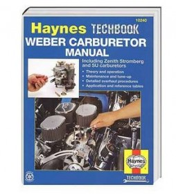 Haynes Manual for Weber, SU und Stromberg