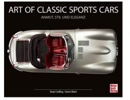 Art of Classic Sports Cars