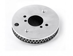 Air filter for SU and Stromberg carburettors