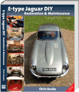 Jaguar E-Type DIY
