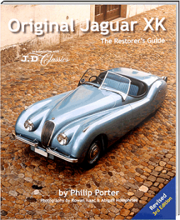 Original Jaguar XK