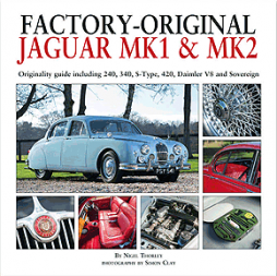 Factory-Original Jaguar Mk1 & Mk2