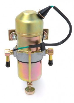 Fuel pump for carburettor engines