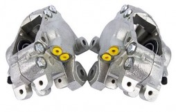 Brake caliper IRS rear axle