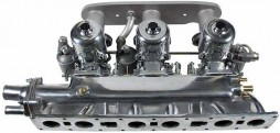 SU HD8 carburettors