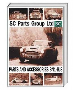 Austin Healey catalogue