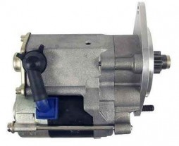 High performance starter motor
