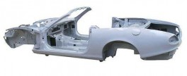 Body shell for XK8 convertible